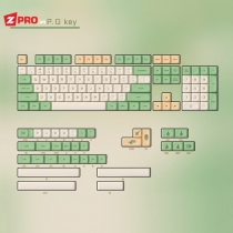 Bộ Keycap PBT XDA Element Steam 138 nút