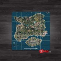 Lót chuột Playerunknown's Battlegrounds (PUBG) 1
