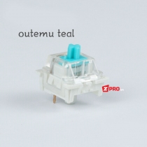 Switch Outemu Teal