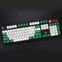 Keycap Taihao ABS Doubleshot Greencheese