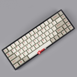 Bộ Keycap Thick PBT 68%