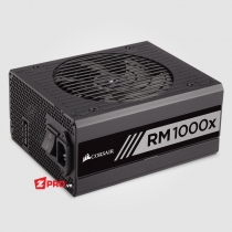 Nguồn Corsair RM1000x 1000W 80 PLUS® Gold Certified Fully Modul
