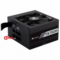 Nguồn Corsair TX750M 750W 80 PLUS® Gold Certified PSU