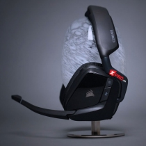 Tai Nghe Corsair Void Pro RGB Wireless Carbon