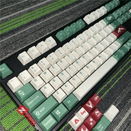 Bộ Keycap PBT Camping (Cherry Profile)