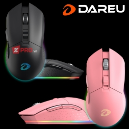 Chuột Gaming Wireless Dareu EM901 RGB (EM905 Pro V.2)