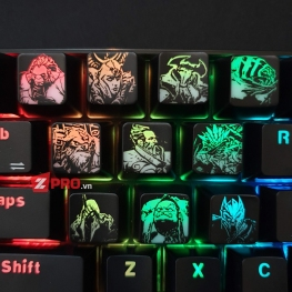 Keycap Dota 2 Avatar Strength Hero