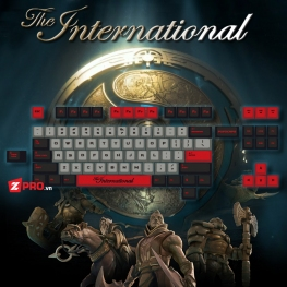 Keycap Dota 2 The International