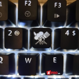 Keycap One Piece Sanji Icon