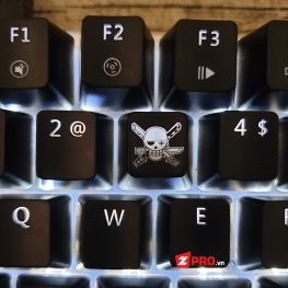 Keycap One Piece Zoro Icon