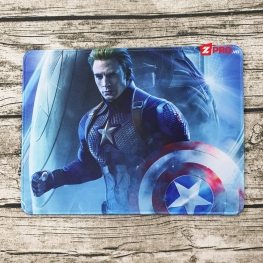 Lót chuột Avengers: End Game Captain Americain