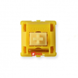 Switch Gateron Caps Yellow
