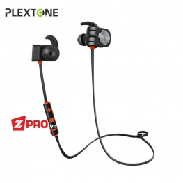Tai nghe Bluetooth Plextone BX338 - Orange