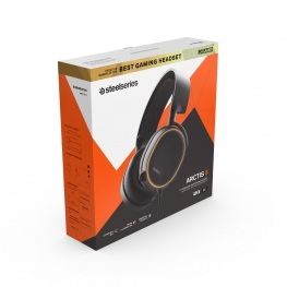 Tai nghe SteelSeries Arctis 5 2019 Black - 61504