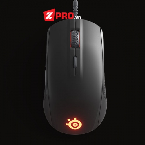 Chuột SteelSeries Rival 110 Matte Black - 62466